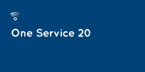 ONE SERVICE 20 503